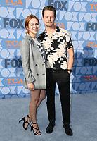 07 August 2019 - Los Angeles, California - Elizabeth McLaughlin, Christoph Sanders. FOX Summer TCA 2019 All-Star Party held at Fox Studios. <br /> CAP/ADM/BT<br /> ©BT/ADM/Capital Pictures