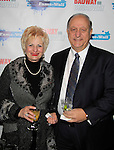 Annette and Anthony at The Stars of Broadway 2015 New Year's Eve Times Square Ball Drop on December 31, 2014 at the Copacabana, New York City, New York.  (Photo by Sue Coflin/Max Photos)