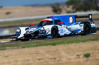 12th January 2020; The Bend Motosport Park, Tailem Bend, South Australia, Australia; Asian Le Mans, 4 Hours of the Bend, Race Day; The number 25 Rick Ware Racing LMP2 Am driven by Philippe Mulacek, Anthony Lazzaro, Guy Cosmo during the race - Editorial Use