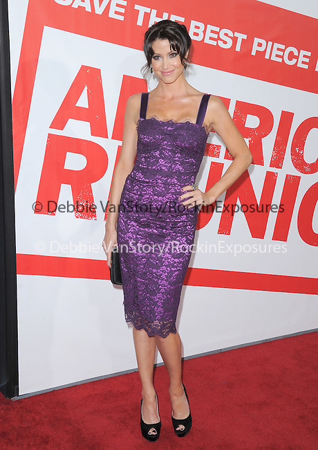 Shannon Elizabeth at The Universal Pictures' L.A. Premiere of American Reunion held at The Grauman's Chinese Theatre in Hollywood, California on March 19,2012                                                                               © 2012 Hollywood Press Agency