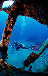 "Wreck of the ""Cartansar"",  St. Thomas, U.S. Virgin Islands"