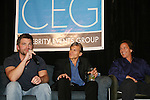 Daniel Cosgrove - Grant Aleksander & Bradley Cole -  So Long Springfield event brought out Guiding Light Actors as they  came to see fans at the Hyatt Regency in Pittsburgh, PA. for Q & A, acting scenes between actors and fans, and entertainment (singing) by GL finest during the weekend of October 24 and 25, 2009. (Photo by Sue Coflin/Max Photos)