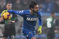 Andrea Consigli of Sassuolo <br /> Reggio Emilia 10-2-2019 Stadio Mapei, Football Serie A 2018/2019 Sassuolo - Juventus<br /> Foto Andrea Staccioli / Insidefoto