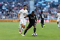 St. Paul, MN - Wednesday June 12, 2019: Minnesota United FC defeated Sporting Kansas City 4-1 in the fourth round of the Lamar Hunt U.S. Open Cup match at Allianz Field.
