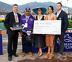 November 2, 2019: Best Turned Out horse, Longines Breeders' Cup Turf on Breeders' Cup World Championship Saturday at Santa Anita Park on November 2, 2019: in Arcadia, California. Bill Denver/Eclipse Sportswire/CSM