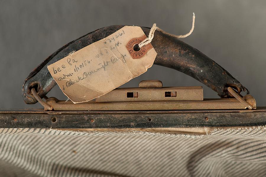 Willard Suitcases / Lee P /©2014 Jon Crispin