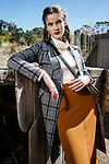 Sunday Mail,  Fashion with Mirella  , Weekend escape getaway inspired fashions with Sarah  at PizzaTeca Mclaren Vale.  Photo: Nick Clayton