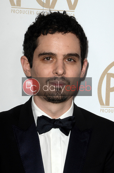 Damien Chazelle<br /> at the 2017 Producers Guild Awards, Beverly Hilton Hotel, Beverly Hills, CA 01-28-17<br /> David Edwards/DailyCeleb.com 818-249-4998