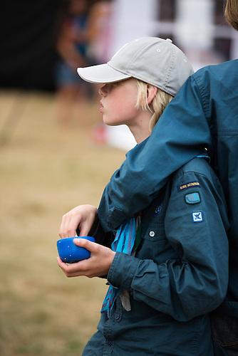 20140805 Vilda-l&auml;ger p&aring; Kragen&auml;s. Foto f&ouml;r Scoutshop.se<br /> scout, scouter, keps, dag, gr&auml;s, l&auml;gerplats, kram, arm