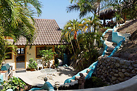 The Pancho Villa I & II Beach Affordable Vacation Rental Homes in San Francisco Nayarit Mexico (San Pancho)