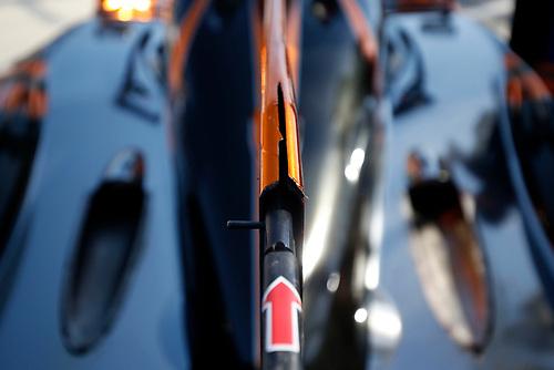 15-16 April, 2016, Long Beach, California<br /> , 60, Honda HPD, Ligier JS P2, P, John Pew, Oswaldo Negri, Jr.<br /> ©2016, Michael L. Levitt<br /> LAT Photo USA
