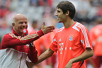 Football: Germany, 1. Bundesliga, FC Bayern Munich .Javi Martinez.vǬ© pixathlon