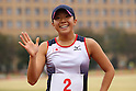 Narumi Kurosu (JPN), OCTOBER 30, 2011 - Modern Pentathlon : The 2nd All Japan Women's Modern Pentathlon Championships 3km cross-country run at JSDF Physical Training School, Saitama, Japan. (Photo by YUTAKA/AFLO SPORT) [1040]