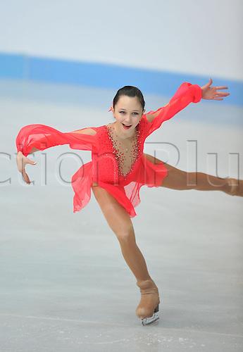 Elizaveta Tuktamisheva (RUS), MARCH 4, 2011 - Figure Skating : ISU World Junior Figure Skating Championships 2011 at Gangneung International Ice Rink, Women's Short Program, Gangneung, Korea.