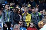 17-1-2017: Barry, Grace, Siobhan and Peadar Keane Killorglin at the All-Ireland Football final at Croke Park on Sunday.<br /> Photo: Don MacMonagle