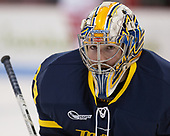 Craig Pantano (Merrimack - 29) - The visiting Merrimack College Warriors defeated the Boston University Terriers 4-1 to complete a regular season sweep on Friday, January 27, 2017, at Agganis Arena in Boston, Massachusetts.The visiting Merrimack College Warriors defeated the Boston University Terriers 4-1 to complete a regular season sweep on Friday, January 27, 2017, at Agganis Arena in Boston, Massachusetts.