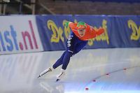 SCHAATSEN: BERLIJN: Sportforum, 08-12-2013, Essent ISU World Cup, 5000m Men Division A, Jan Blokhuijsen (NED), ©foto Martin de Jong