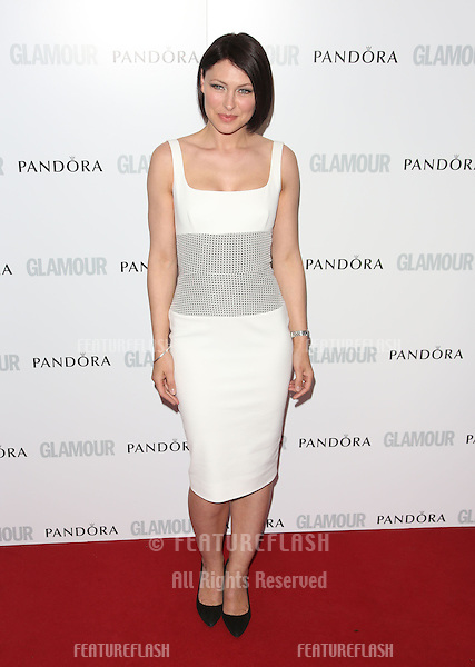 Emma Willis arriving for the 013 Glamour Women of The Year Awards, Berkeley Square, London. Picture by: Henry Harris / Featureflash