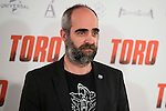 """Luis Tosar attends to the presentation of the spanish film """"Toro"""" at Hotel Hesperia in Madrid, April 19,2016. (ALTERPHOTOS/Borja B.Hojas)"""