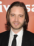 Aaron Stanford arriving at the NBC Universal TCA Press Tour Day 1 held at the Langham Huntington Hotel in Pasadena Ca. January 15, 2015