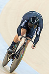 Edward Dawkins of the New Zealand team competes in the Men's Sprint - Qualifying as part of the 2017 UCI Track Cycling World Championships on 14 April 2017, in Hong Kong Velodrome, Hong Kong, China. Photo by Chris Wong / Power Sport Images