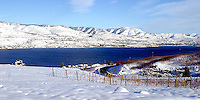 From Clos Chevalle Development on the south shore of Lake Chelan