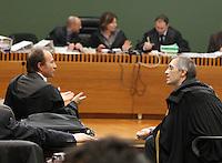 Processo  contro la presunta compravendita dei senatori <br /> woodcock, ghedini
