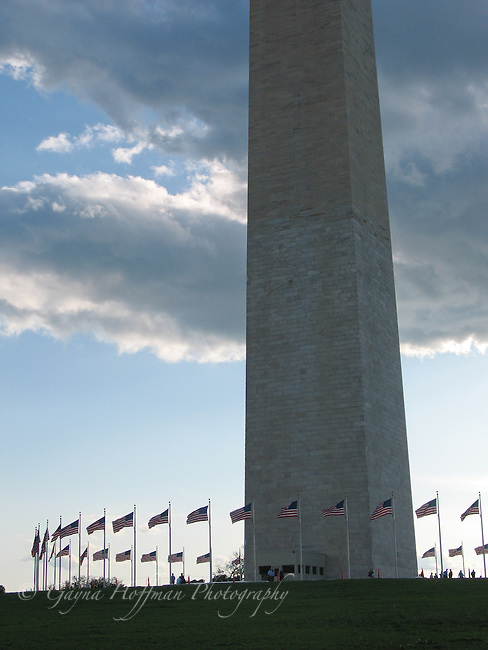 Washington Monument,flags.DC