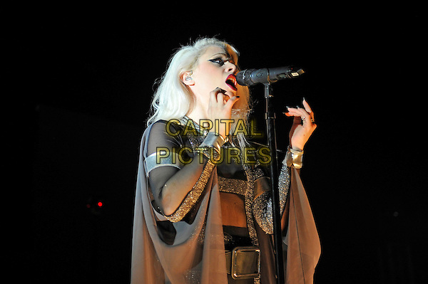 LONDON, ENGLAND - NOVEMBER 28: Alana Watson of 'Nero' performing at Brixton Academy on November 28, 2015 in London, England.<br /> CAP/MAR<br /> &copy; Martin Harris/Capital Pictures