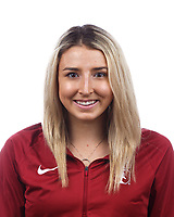 Stanford, CA - September 20, 2019: Kaylee Cole, Athlete and Staff Headshots