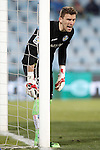 Getafe's Vicente Guaita during La Liga match. February 27,2016. (ALTERPHOTOS/Acero)
