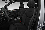 Front seat view of 2016 Mercedes Benz GLE-Class GLE300d 5 Door SUV Front Seat  car photos
