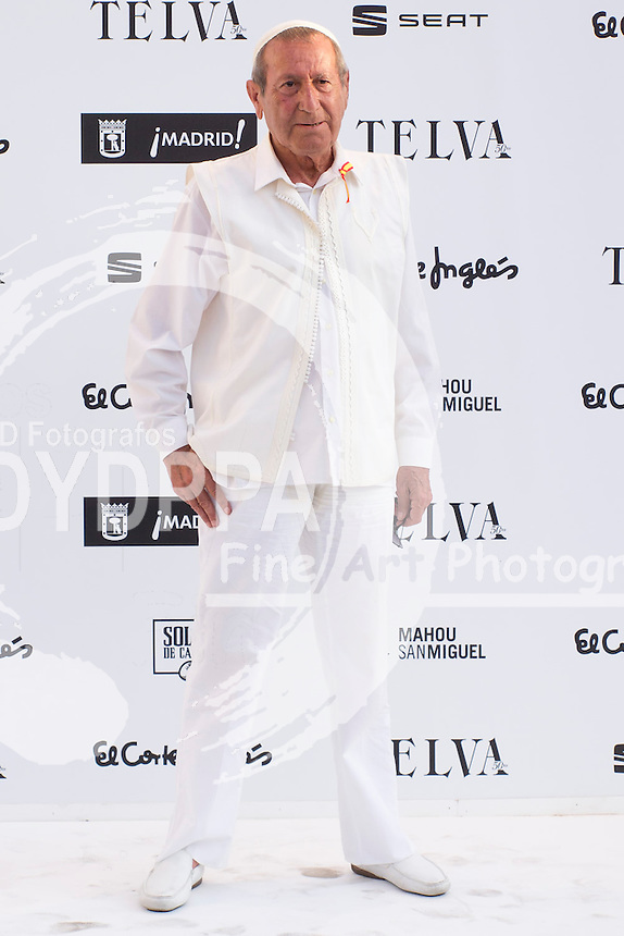 03.07.2013. Madrid. Spain. Celebrities attend 50th anniversary of the magazine Telva. In the image: Elio Benhayer. (C) Ivan L. Naughty / DyD Fotografos