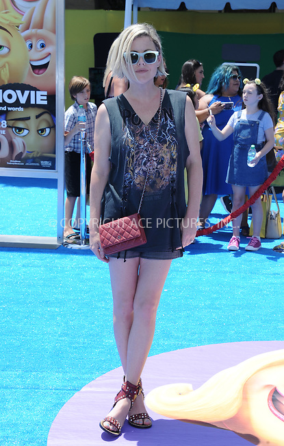 www.acepixs.com<br /> <br /> July 23 2017, LA<br /> <br /> Kathleen Robertson arriving at the premiere of 'The Emoji Movie' at the Regency Village Theatre on July 23, 2017 in Westwood, California. <br /> <br /> By Line: Peter West/ACE Pictures<br /> <br /> <br /> ACE Pictures Inc<br /> Tel: 6467670430<br /> Email: info@acepixs.com<br /> www.acepixs.com