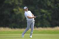 Max Orrin (ENG) on the 2nd fairway during Round 1 of the Bridgestone Challenge 2017 at the Luton Hoo Hotel Golf &amp; Spa, Luton, Bedfordshire, England. 07/09/2017<br /> Picture: Golffile | Thos Caffrey<br /> <br /> <br /> All photo usage must carry mandatory copyright credit     (&copy; Golffile | Thos Caffrey)