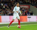 England's Kyle Walker in action during the International friendly match at Wembley.  Photo credit should read: David Klein/Sportimage