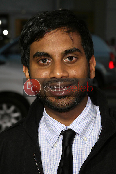 Aziz Ansari<br />at the Los Angeles Premiere of 'Observe and Report'. Grauman's Chinese Theatre, Hollywood, CA. 04-06-09<br />Dave Edwards/DailyCeleb.com 818-249-4998