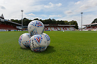 Lamex stadium during Stevenage vs Tranmere Rovers, Sky Bet EFL League 2 Football at the Lamex Stadium on 4th August 2018