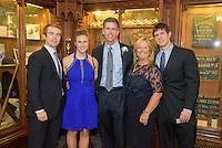 Reception '15 Yale Athletics Blue Leadership Awards