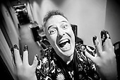 Aug 25, 2010: JELLO BIAFRA - Photosession in Lyons France