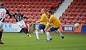 Pars' Joe Cardle scores Dunfermline's first ...