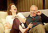Dead Funny<br /> by Terry Johnson<br /> at the Vaudeville Theatre, London, Great Britain  Press Photocall<br /> 1st November 2016 <br /> <br />    <br /> <br /> Katherine Parkinson as Eleanor <br /> <br /> Steve Pemberton as Brian <br /> <br /> <br /> <br /> <br /> Photograph by Elliott Franks <br /> Image licensed to Elliott Franks Photography Services