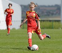 U 15 Belgian Red Flames - Virginia USA :<br /> <br /> Yenthe Kerckhofs<br /> <br /> foto Dirk Vuylsteke / Nikonpro.be