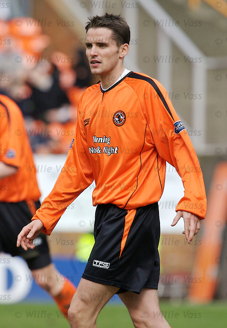 Lee Mair, Dundee Utd.stock season 2005-2006.pic willie vass