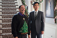 A Very Harold &amp; Kumar Christmas (2011)<br /> John Cho &amp; Danny Trejo<br /> *Filmstill - Editorial Use Only*<br /> CAP/KFS<br /> Image supplied by Capital Pictures