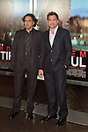 ALEJANDRO GONZALEZ INARRITU, JAVIER BARDEM. Los Angeles premiere of Roadside Pictures' 'Biutiful' at the Directors Guild of America. Los Angeles, CA, USA. December 14, 2010. ©CelphImage