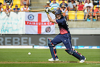 England batsman Ben Stokes in action during the One Day International between the New Zealand Black Caps and England at the Westpac Stadium in Wellington, New Zealand on Friday, 2 March 2018. Photo: Dave Lintott / lintottphoto.co.nz