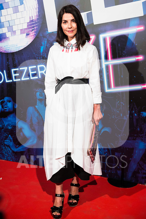 Ana Fernandez attends to the premiere of the The Hole Zero Show at Teatro Calderon in Madrid. October 04, 2016. (ALTERPHOTOS/Borja B.Hojas)