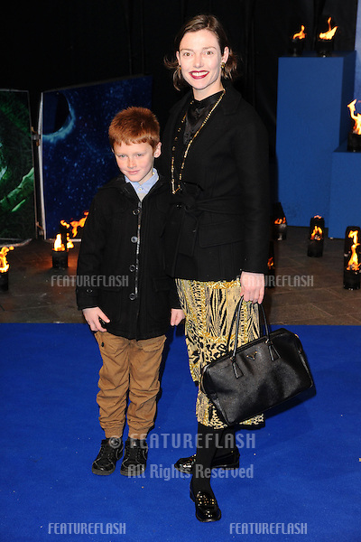 "Camilla Rutherford arriving for the ""Life of Pi"" premiere at the Empire, Leicester Square, London. 03/12/2012 Picture by: Steve Vas / Featureflash"