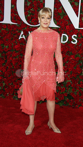 NEW YORK, NY-June 12: Candy Spelling  at the 70th Annual Tony Awards at the Beacon Theatre in New York. NY June 12, 2016. Credit:RW/MediaPunch